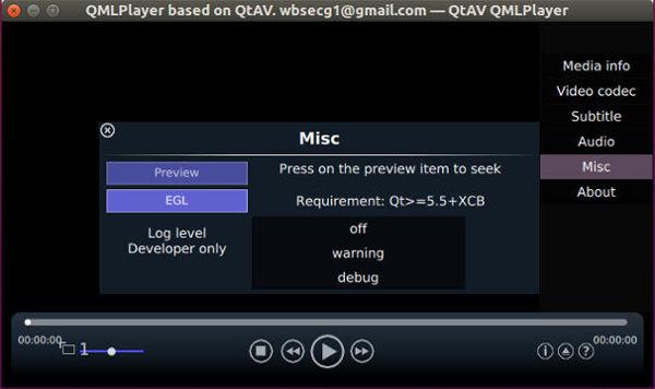 QtAV 1 9 0
